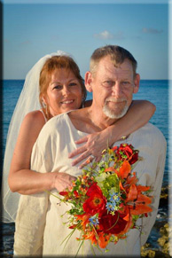 Have your wedding on Cozumel!